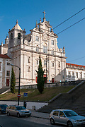 The New Cathedral of Coimbra (Sé Nova de Coimbra) or the Cathedral of the Holy name of Jesus is the current bishopric seat of the city of Coimbra, in Portugal.