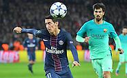 Paris: Paris Saint-Germain v FC Barcelona - 14 Feb 2017