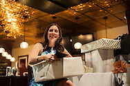 Kara Fleishhacker's bridal shower at An American Bistro in Tuckahoe, NY on Sunday, September 25, 2016. <br /> <br /> (Isabel Slepoy/New York Daily News)