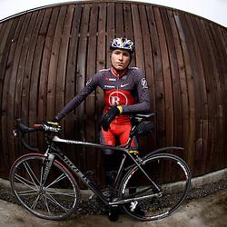 20100422: SLO, Portrait of Slovenian rider Jani Brajkovic