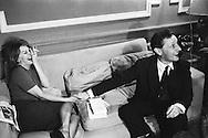 Sophia Loren was unhappy about this picture as she thought it was unflattering to her(.Double chin).<br /> <br /> Sophia Loren &eacute;tait m&eacute;content de cette image comme elle considerait peu flatteuse &agrave; son image ( double menton ) .