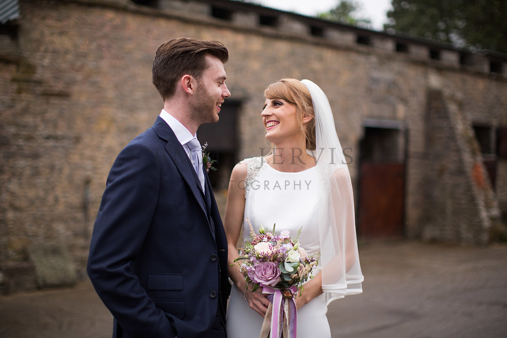 Sean &amp; Christine were married on the 26th May 2017 with reception at Springfort hall, Co. Cork<br /> Pic. Emma Jervis Photography
