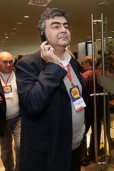 Foto LaPresse/Filippo Rubin<br /> 17/11/2019 Bologna (Italia)<br /> Cronaca Politica<br /> Assemblea Pd a Bologna - Eataly Fico Bologna<br /> Nella foto: Emanuele Fiano<br /> <br /> Photo LaPresse/Filippo Rubin<br /> November 17th, 2019 Bologna (Italy)<br /> Politics<br /> PD meeting- Fico Eataly World Bologna <br /> In the pic: Emanuele Fiano