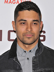 Wilmer Valderrama arrives at the TV Guide Magazine and CBS Celebrate Mark Harmon Cover & 15 Seasons Of NCIS held at the River Rock at Sportsmen's Lodge in Studio City, CA on Monday, November 6, 2017. (Photo By Sthanlee B. Mirador/Sipa USA)