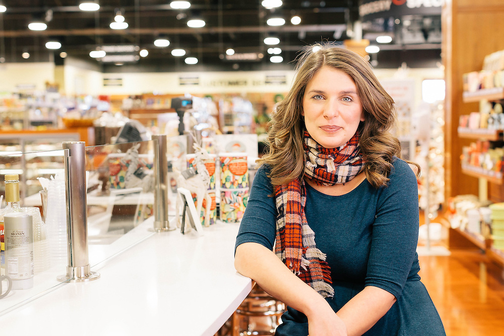 Chef Vivian Howard at Southern Season Richmond