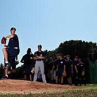 Baseball - MLB Academy - Tirrenia (Italy) - 19/08/2009 - Dylan Unsworth (South Africa)