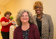 Retiree Reception at Hattie Mae White, May 11, 2017.