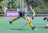 BLOEMENDAAL   -  oefenwedstrijd dames Bloemendaal-Victoria, te voorbereiding seizoen 2020-2021.   COPYRIGHT KOEN SUYK