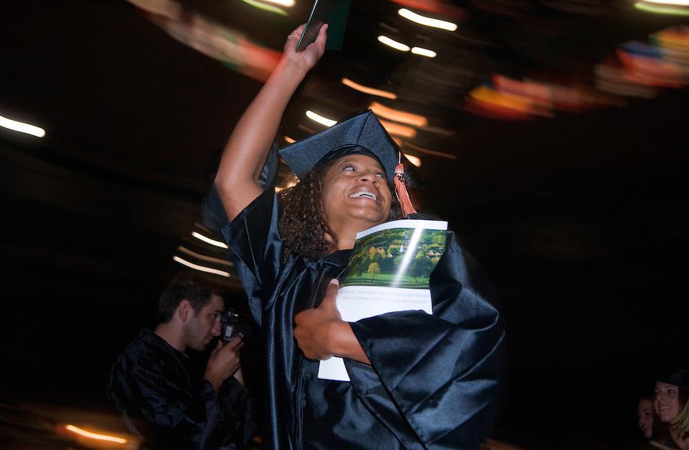 18945Undergraduate Commencement 2008...Nicole Harris