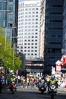 Men's Elite race<br /> The Virgin Money London Marathon 2014<br /> 13 April 2014<br /> Photo: Javier Garcia/Virgin Money London Marathon<br /> media@london-marathon.co.uk