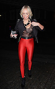 06.NOVEMBER.2012. LONDON<br /> <br /> AISLEYNE HORGAN-WALLACE LEAVING THE LIPSY LONDON LOVE LAUNCH PARTY AT GILGAMESH IN CAMDEN.<br /> <br /> BYLINE: EDBIMAGEARCHIVE.CO.UK<br /> <br /> *THIS IMAGE IS STRICTLY FOR UK NEWSPAPERS AND MAGAZINES ONLY*<br /> *FOR WORLD WIDE SALES AND WEB USE PLEASE CONTACT EDBIMAGEARCHIVE - 0208 954 5968*