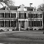 NLD/s' Graveland/19930222 - Landgoed Schaep en Burgh s'Graveland Natuurmonumenten