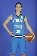 DESCRIZIONE : Venezia Additional Qualification Round Eurobasket Women 2009 Posati Nazionale Femminile<br /> GIOCATORE : Sara Giauro<br /> SQUADRA : Nazionale Italia Donne<br /> EVENTO : <br /> GARA : <br /> DATA : 04/01/2009<br /> CATEGORIA : Ritratto<br /> SPORT : Pallacanestro<br /> AUTORE : Agenzia Ciamillo-Castoria/M.Gregolin