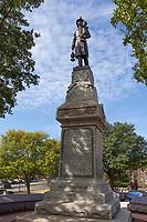 Fireman Statue at Texas Capitol