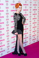 Paloma Faith, Cosmopolitan Ultimate Women of the Year Awards, V & A, Cromwell Road, London UK, 05 December 2013, Photo by Raimondas Kazenas