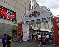 at the 2017 NHL Draft in Chicago, Illinois on Friday June 23, 2017. Photo by Aaron Bell/CHL Images