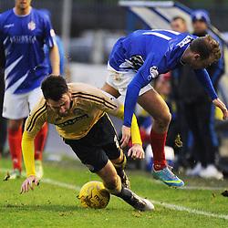 Cowdenbeath v Brechin City   Scottish League One   14 November 2015