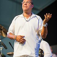 Eddie Palmieri Salsa Orchestra, New Orleans Jazz & Heritage Foundations 2013