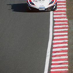 United Autosports, Roger Wills & Mark Blundell, McLaren MP412C, GT3 during qualifying and practice at the first round of the Avon Tyres British GT Championship held at Oulton Park, Cheshire, UK on the 30th March 2013 WAYNE NEAL | STOCKPIX.EU
