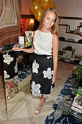 PETRA PALUMBO at a party to celebrate the launch of Baar & Bass, 336 Kings Road, London on 9th September 2014.