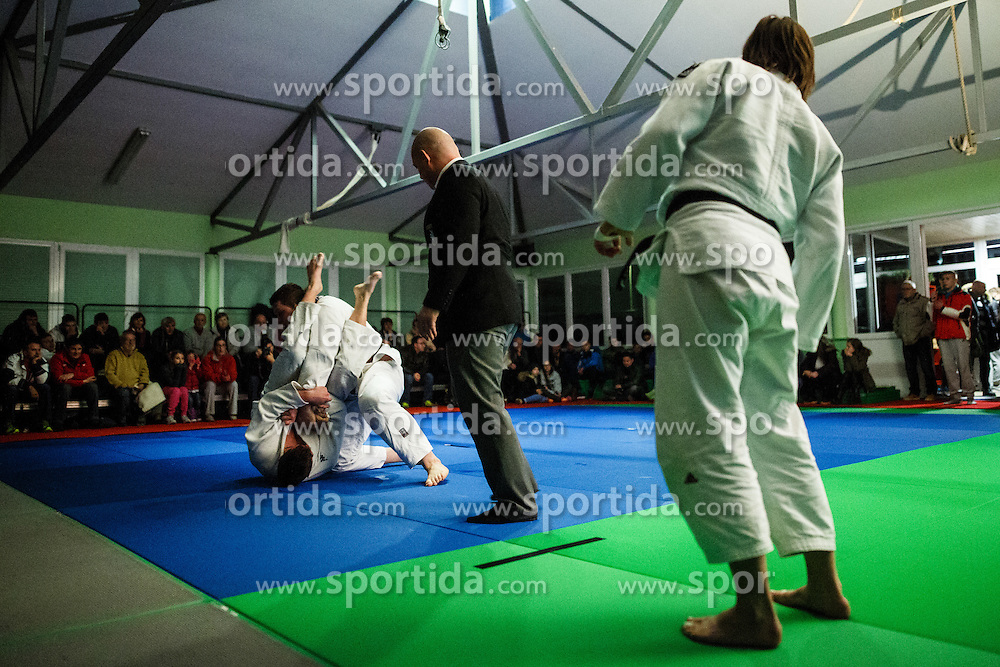 Best Slovenian judoka in year 2016 at Sankaku Judo club on 22th of December 2016 in Lopata, Celje, Slovenia. Photo by Grega Valancic / Sportida