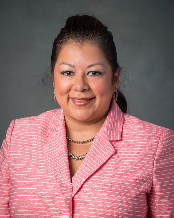 Patricia Palacios poses for a photograph, September 2, 2015.