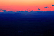 Altamont Sunset - Greenville, South Carolina