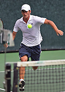 Tennis play at the Arizona Open at the Village Tennis Club in Phoenix, AZ on September 12, 2010...Mens singles final