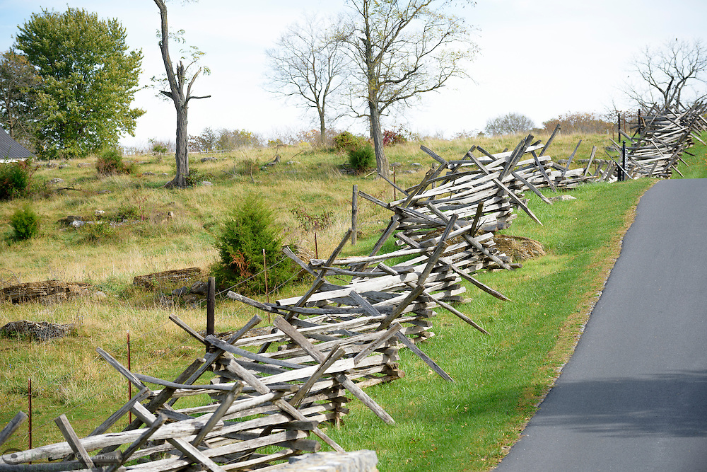 Antietam National Battlefield, Sharpsburg, Maryland, USA.