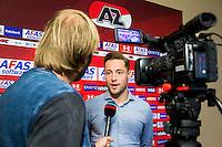 ALKMAAR - 07-04-2016, AZ contracteert Rens van Eijden, AFAS Stadion,