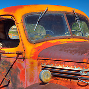 Vintage KB-6 International Truck - Motor Transport Museum - Campo, CA