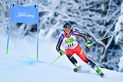 Women's Giant Slalom, RAMSAY Alana, LW9-2, CAN at the WPAS_2019 Alpine Skiing World Championships, Kranjska Gora, Slovenia
