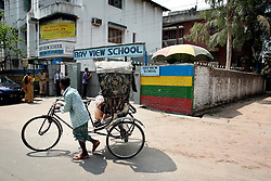 BANGLADESH CHITTAGONG 9MAR05 - General view of Bay View private School in Chittagong. The school, directed by Mrs Mendes, is one of the best providing high quality secondary education in Bangladesh...jre/Photo by Jiri Rezac..© Jiri Rezac 2005..Contact: +44 (0) 7050 110 417.Mobile:  +44 (0) 7801 337 683.Office:  +44 (0) 20 8968 9635..Email:   jiri@jirirezac.com.Web:    www.jirirezac.com..© All images Jiri Rezac 2005 - All rights reserved.