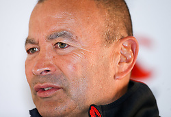 nEddie Jones (Head Coach) of England - Mandatory by-line: Steve Haag/JMP - 07/06/2018 - RUGBY - Kashmir Restaurant - Durban, South Africa - England Rugby Press Conference, South Africa Tour