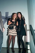 MARCELLE BIGGI; ROSALBA BASILE, Wallpaper* Design Awards. Wilkinson Gallery, 50-58 Vyner Street, London E2, 14 January 2010 *** Local Caption *** -DO NOT ARCHIVE-© Copyright Photograph by Dafydd Jones. 248 Clapham Rd. London SW9 0PZ. Tel 0207 820 0771. www.dafjones.com.<br /> MARCELLE BIGGI; ROSALBA BASILE, Wallpaper* Design Awards. Wilkinson Gallery, 50-58 Vyner Street, London E2, 14 January 2010