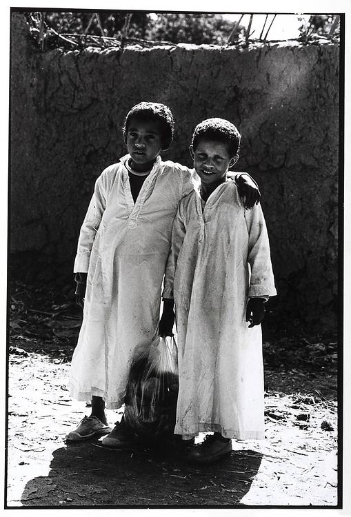 Photographer: Chris Hill, Morocco, 1989