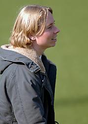 15-05-2005 HOCKEY: DEN BOSCH - HIGHTOWN: EUROPACUP 1: DEN BOSCH<br /> Den Bosch heeft vandaag de finale bereikt van het toernooi om de Europa Cup voor landskampioenen. De Brabantse ploeg deed dat met overmacht: 7-1 tegen het Engelse Hightown / Neeltje van der Leeuw neemt afscheid van het publiek en haar actieve carriere<br /> ©2005-WWW.FOTOHOOGENDOORN.NL