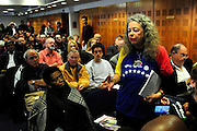 Latin America 2014 Conference<br /> Adelante!<br /> <br /> Members of the audience attending the 'After Chavez, the Empire Strikes Back - Defending Venezuela Against US intervention, Media Lies and Violent destabilisation' seminar.