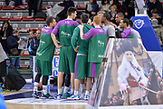 DESCRIZIONE : Eurolega Euroleague 2015/16 Gir.D Dinamo Banco di Sardegna Sassari - Unicaja Malaga<br /> GIOCATORE : Unicaja Malaga Team<br /> CATEGORIA : Before Pregame Fair Play<br /> SQUADRA : Unicaja Malaga<br /> EVENTO : Eurolega Euroleague 2015/2016<br /> GARA : Dinamo Banco di Sardegna Sassari - Unicaja Malaga<br /> DATA : 10/12/2015<br /> SPORT : Pallacanestro <br /> AUTORE : Agenzia Ciamillo-Castoria/L.Canu