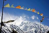 Nepal - Praying Flags