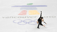 Japan's Cathy Reed (R) and Chris Reed skate the compulsory ice dance program in the figure skating competition at the 2010 Winter Olympics in Vancouver, Canada on February 19, 2010.  (UPI)