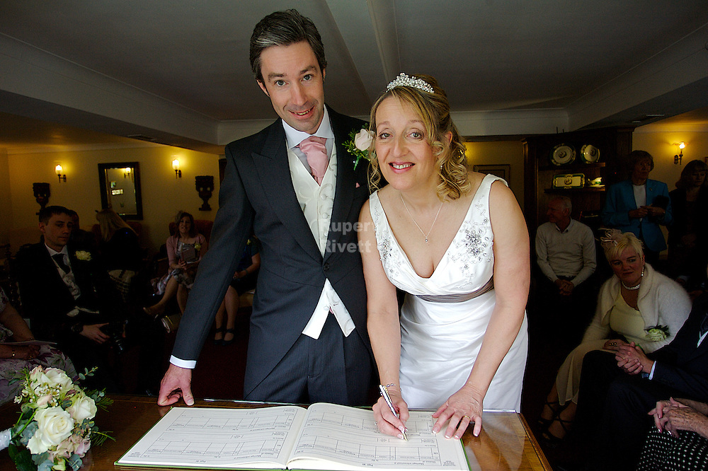 Brighton Wedding Photography. <br /> This is the wedding of Jacqui and Mark it was shot in a reportage style. A wedding book was made with prints easily downloaded from the website.