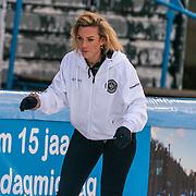 NLD/Amsterdam/20200206 - Kick-off De Hollandse 100 2020, Fien Vermeulen