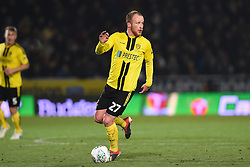 January 23, 2019 - Burton-Upon-Trent, England, United Kingdom - Burton Albion forward Liam Boyce (27) during the Carabao Cup match between Burton Albion and Manchester City at the Pirelli Stadium, Burton upon Trent on Wednesday 23rd January 2019. (Credit: MI News & Sport) (Credit Image: © Mark Fletcher/NurPhoto via ZUMA Press)
