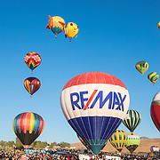 Reno, Nevada, Hot Air Balloon Races, 2016