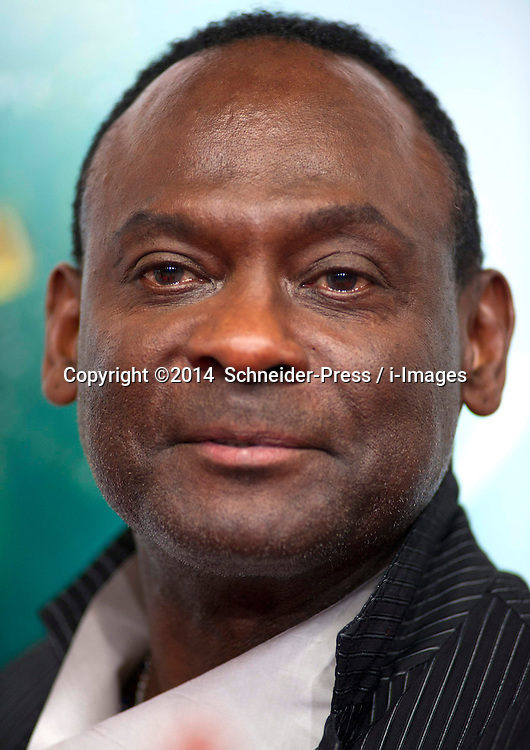 George Brown attends the Goldene Kamera 2014 at Tempelhof Airport Hangar 7, Berlin, Germany, Saturday, 1st February 2014. Picture by  Schneider-Press / i-Images<br /> UK & USA ONLY