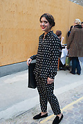 NOOR FARES, Opening of Dairy with Quicksand- John M. Armleder. Dairy art Centre. ~Bloomsbury. 24 April 2013.