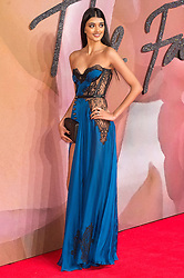 © Licensed to London News Pictures. 05/12/2016. NEELAM GILL arrives for The Fashion Awards 2016 celebrating the best of British and international fashion. London, UK. Photo credit: Ray Tang/LNP