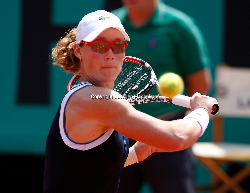 French Open 2010, Roland Garros, Paris, Frankreich,Sport, Tennis, ITF Grand Slam Tournament,  ..Foto: Juergen Hasenkopf..