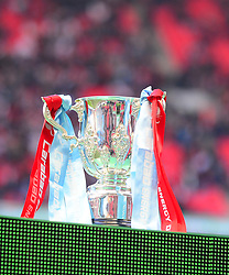 THE 2018 CARABAO WINNERS CUP, Arsenal v Manchester City Carabao League Cup Final, Wembley Stadium, Sunday 25th February 2018, Score Arsenal 0- Man City 3.